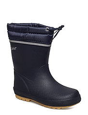 Thermal wellies w.linning - NAVY