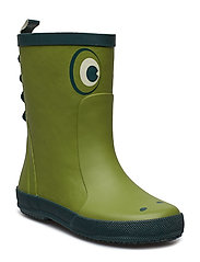 Wellies - Front Print - GALLA GREEN