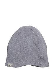 Hat - Knit - GREY MELANGE