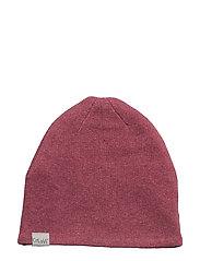 Hat - Knit - ROSE WINE