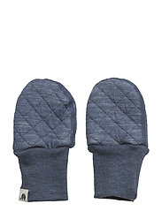 Mittens Wonder wollies - ENSIGN BLUE