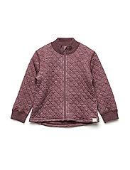 Jacket LS Wonder wollies - TULIPWOOD