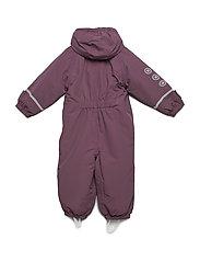 Snowsuit - Solid w 2 zippers