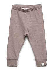 Pants - Solid, Melange Wonder wollies - ACRE