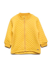 Jacket LS Wonder wollies - MINERAL YELLOW