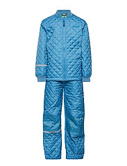 Thermal set -solid - BLUE