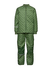 Thermal set -solid - ELM GREEN