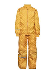 Thermal set -solid - MINERAL YELLOW
