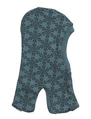 Balaclava AO-printed wool - GOBLIN BLUE