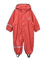 Rainwear suit -PU - BAKED APPLE