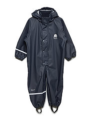Rainwear suit -PU - DARK NAVY