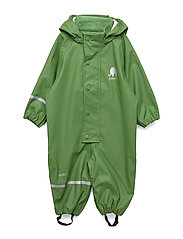 Rainwear suit -PU - ELM GREEN