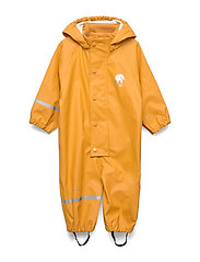 Rainwear suit -PU - MINERAL YELLOW