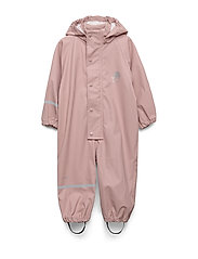 Rainwear suit -PU - MISTY ROSE