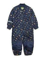 Basic thermal suit - AOP - DRESS BLUES