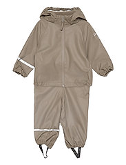 Basic rainwear set -Recycle PU - SEA TURTLE