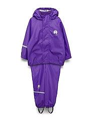 Basic rainsuit, PU - PURPLE