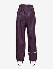 CeLaVi - Basci rainwear set, solid - vêtements de pluie - blackberry wine - 7