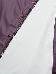 CeLaVi - Basci rainwear set, solid - regnkläder - blackberry wine - 10