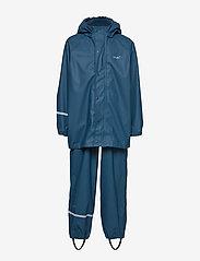 CeLaVi - Basci rainwear set, solid - rainwear - iceblue - 1