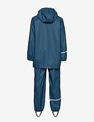 CeLaVi - Basci rainwear set, solid - rainwear - iceblue - 3