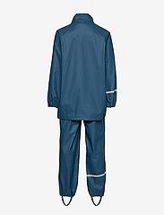 CeLaVi - Basci rainwear set, solid - rainwear - iceblue - 4