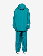 CeLaVi - Basci rainwear set, solid - regenkleidung - turquoise - 3