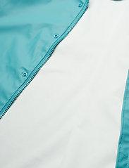 CeLaVi - Basci rainwear set, solid - regntøy - turquoise - 9