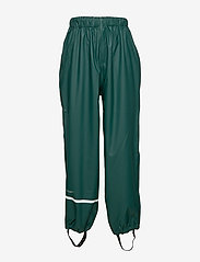 CeLaVi - Rainwear pants, solid - pantalons - ponderosa pine - 0