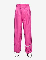 CeLaVi - Rainwear pants, solid - hosen - real pink - 1