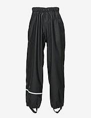 CeLaVi - Rainwear set w. elepant print - sets & suits - black - 5