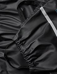 CeLaVi - Rainwear set w. elepant print - sæt & heldragter - black - 10