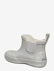 CeLaVi - Short wellies w. glitter - bottes en chaouthouc - silver - 2