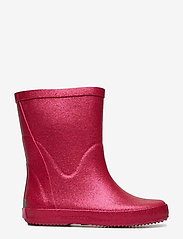 CeLaVi - Wellies w. glitter - kumisaappaat - real pink glither - 1