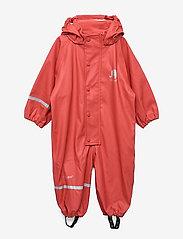 CeLaVi - Rainwear suit -PU - zestawy - baked apple - 0