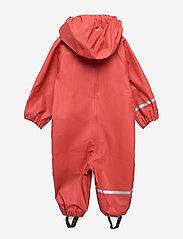 CeLaVi - Rainwear suit -PU - zestawy - baked apple - 1