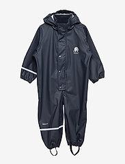 CeLaVi - Rainwear suit -PU - ensembles - dark navy - 0