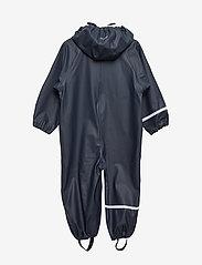 CeLaVi - Rainwear suit -PU - ensembles - dark navy - 2