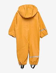 CeLaVi - Rainwear suit -PU - ensembles - mineral yellow - 1