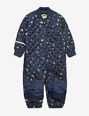 CeLaVi - Basic thermal suit - AOP - thermo - dress blues - 0