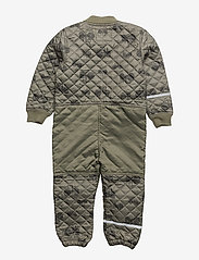 CeLaVi - Basic thermal suit - AOP - thermo - dusty olive - 1