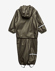 CeLaVi - Rainwear - solid metallic - zestawy - olive metalic - 1