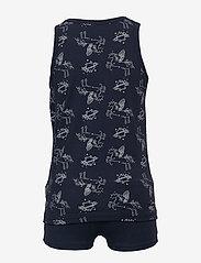 CeLaVi - Underwear set - w. girl print - underwear sets - dress blues - 1