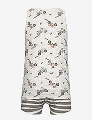 CeLaVi - Underwear set - w. boy print - bielizna komplet - quiet shade - 1