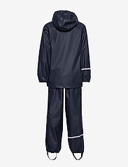 CeLaVi - Basic rainwear set -Recycle PU - ensembles - dark navy - 2