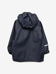 CeLaVi - Basic rainwear set -solid PU - ensembles - navy style 1145 - 4