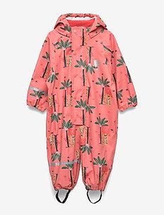 Rainwear Suit - AOP - BAKED APPLE