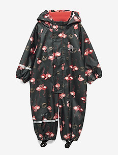 Rainwear Suit - AOP - zestawy - navy