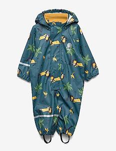 Rainwear Suit - AOP - ICE BLUE