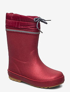 Thermal wellies w.linning - bottes en chaouthouc - rio red